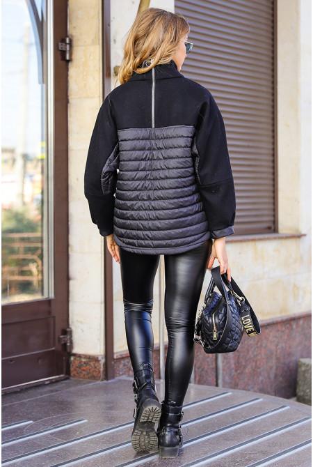 Куртка Марлен - Черный