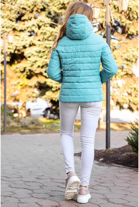 Куртка Сэнди - Мята №36