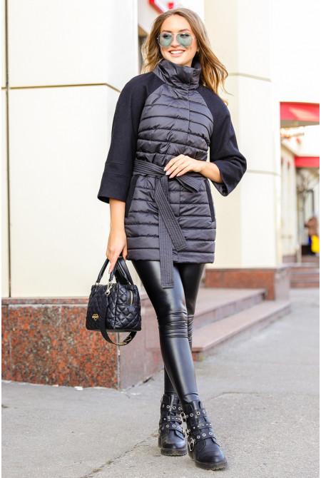 Куртка Винда - Черный
