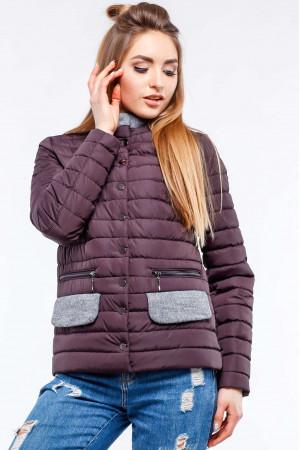 Куртка Флорин - Шоколад №499