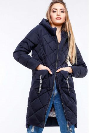 Куртка Жанин - Т.синий №91