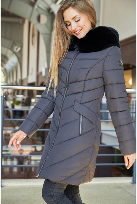 Купить теплый женский пуховик в интернет магазине, Украина 715a134be2b