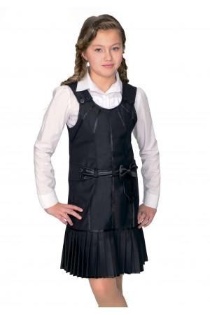 Сарафан Леся 28-34 - Черный