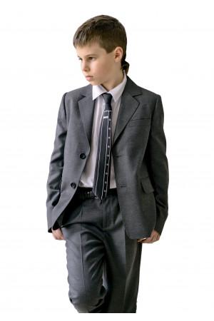 Пиджак Егор 26-34 - Серый