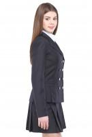 Пиджак Маринка 36-42 - Черный
