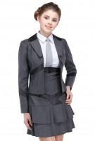 Пиджак Твигги 40-42 - Серый №1