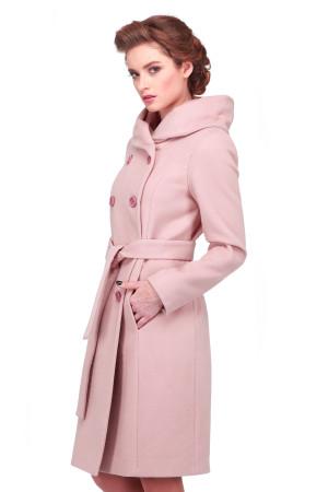 Пальто Мелина - Пудра H15