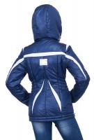 Куртка детская Грета 2 - Синий №16