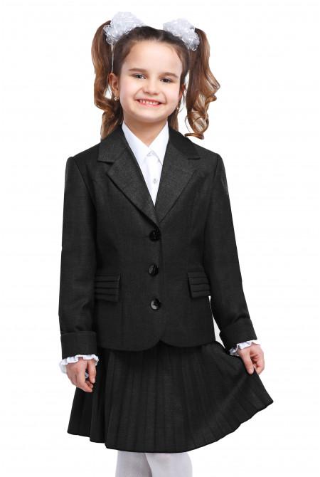 Пиджак Анфиса  28-34 - Черный