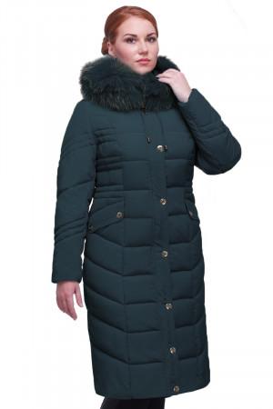 Пальто Дайкири 2 - Изумруд №525