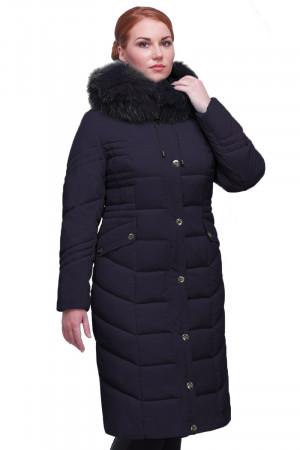 Пальто Дайкири 2 - т.фиолет №D05