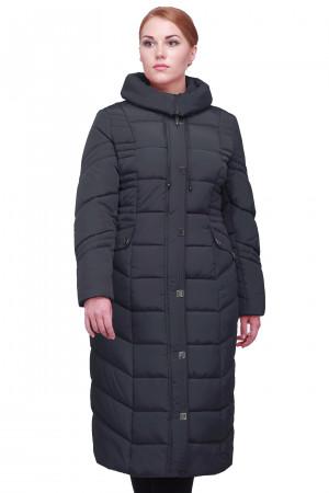 Пальто Дайкири 2 б/м - Графит №706
