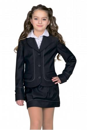 Пиджак Анютка  28-30 - Черный