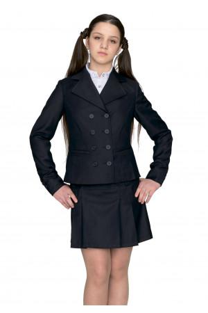 Пиджак Маринка  28-34 - Черный