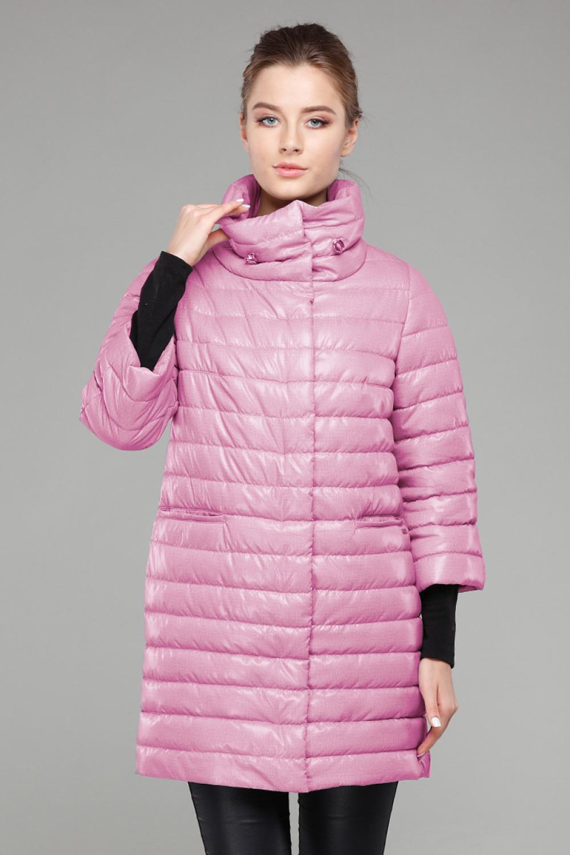 Куртка Анаит - розовый №1055