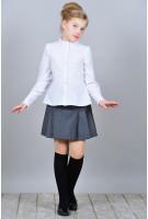 Блузка Ксюша - Белый