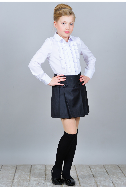 Блузка Карина - Белый