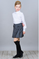 Блузка Алеся - Белый