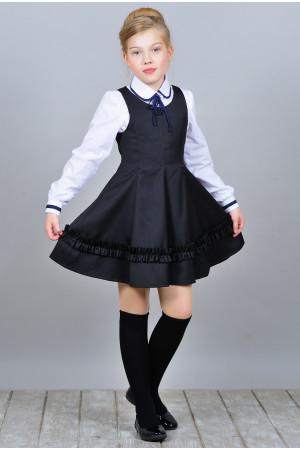 Сарафан Мария - Черный