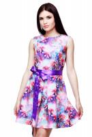 Келен платье - Сирень,ромашка