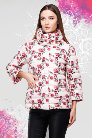 Куртка Фарида 2 - Крем розочка