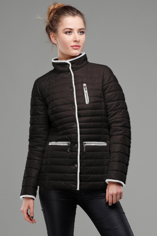 Куртка Селена - Черный
