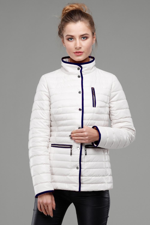Куртка Селена - Белый