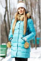 Куртка Гелана - Мята №15