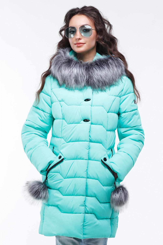 Куртка Гелана - Мята№471