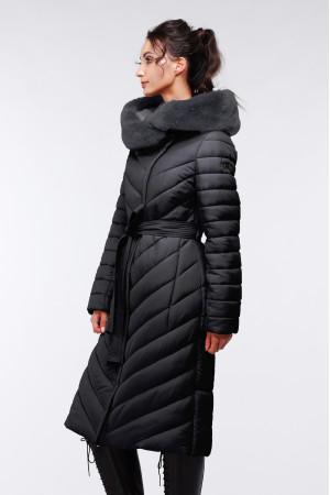 Пальто Фелиция 2 - Серый New Grey