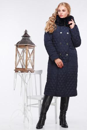 Пальто Дорис - Т.синий UR6