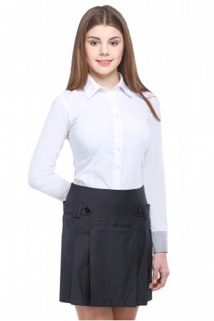 Юбка Маринка  44-48 - Черный