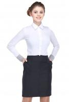 Юбка Лика 50-54 - Серый